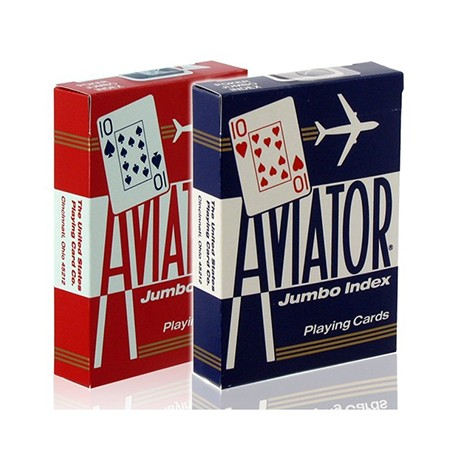 Aviator jumbo index