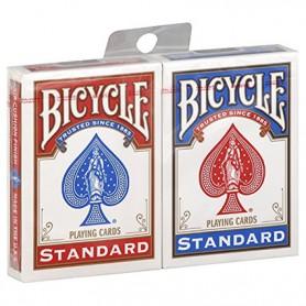 Bicycle ramino mazzo doppio