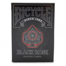 Bicycle Black Rose