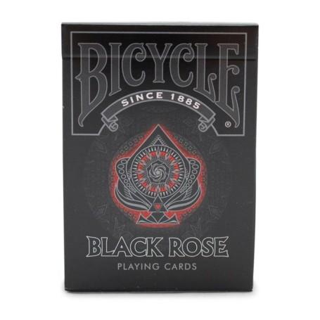 Bicycle Black Rose
