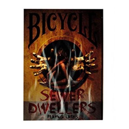 Bicycle Sewer Dwellers