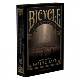 Bicycle Natural Disasters Earthquake