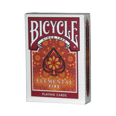 Bicycle Elemental Fire