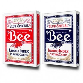 Bee club special jumbo index