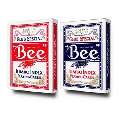 Bee club special jumbo index