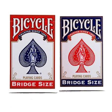 Bicycle rider back Bridge size