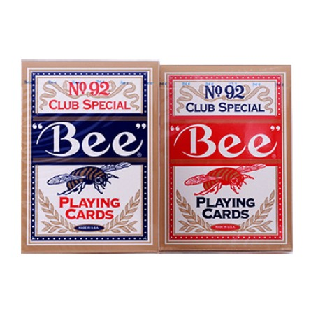 Bee club special standard index