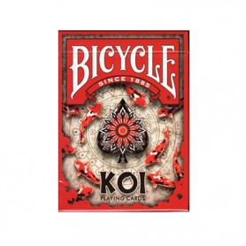 Bicycle Koi playing cards