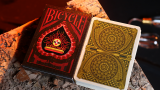 Bicycle Limited Edition 100th deck CPC Playing cards