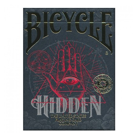 Bicycle Hidden Playing Cards