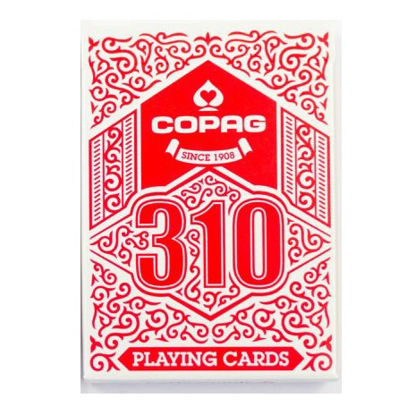 Copag 310 Poker Red