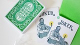 Green Keeper Playing cards