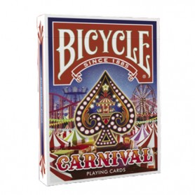 Bicycle Carnival Playing Cards