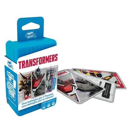 Carte da gioco Shuffle Transformers