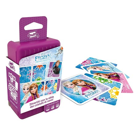 Carte da gioco Shuffle Frozen