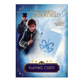 Cartamundi Fantastic Beasts Playing Cards
