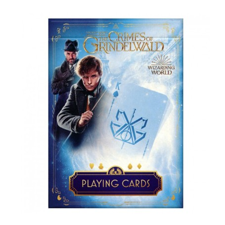 Cartamundi Fantastic Beasts Playing Cards