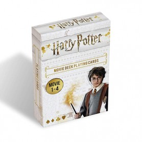 Cartamundi Harry Potter Movie Decks