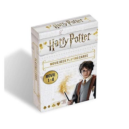 Cartamundi Harry Potter Movie Decks