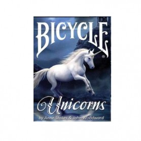 Bicycle Anne Stokes Unicorn