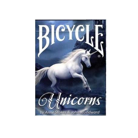 Bicycle Anne Stokes Unicorn