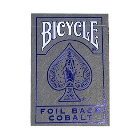 Bicycle New Metalluxe blue