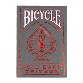 Bicycle New Metalluxe red