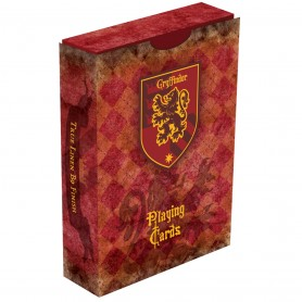 Cartamundi Harry Potter Gryffindor Playing Cards