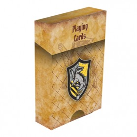 Cartamundi Harry Potter Hufflepuff Playing Cards
