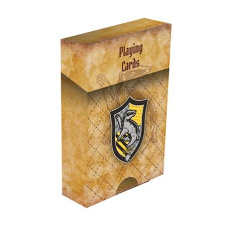 Cartamundi Harry Potter Hufflepuff Playing Cards