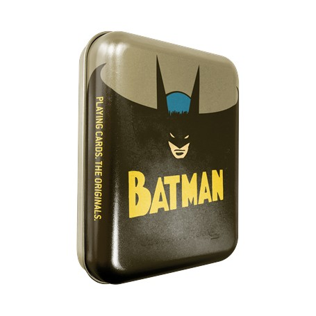 Cartamundi Batman Tin Box Playing Cards