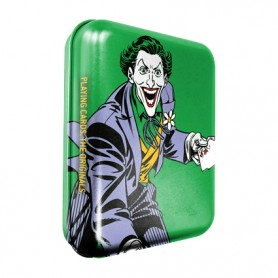Cartamundi Joker Tin Box Playing Cards