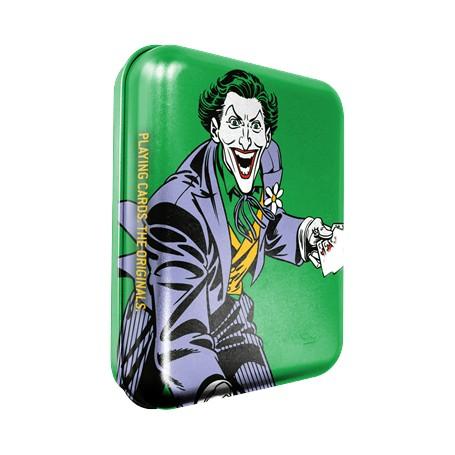 Cartamundi Joker Tin Box Playing Cards