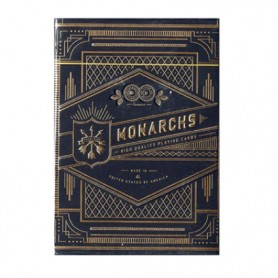 Monarchs Blue Playing cards