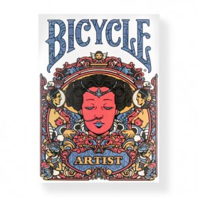 Bicycle Artist - Second Edition