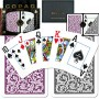 Copag Double Deck 1546 Purple/Grey Poker Jumbo index