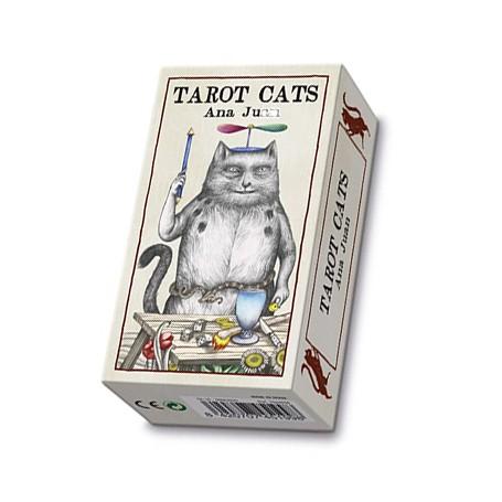 Tarot Cats