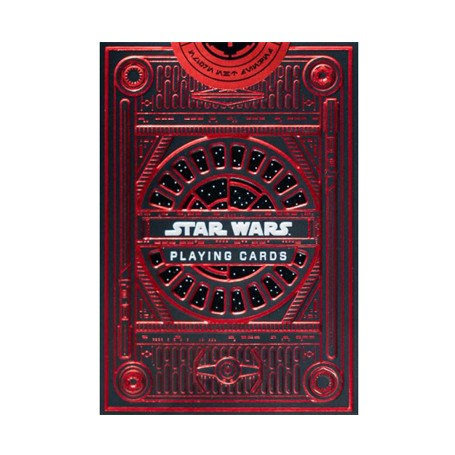 Star Wars Dark Side Red