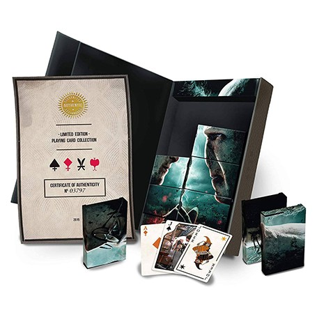 Harry Potter collector's set
