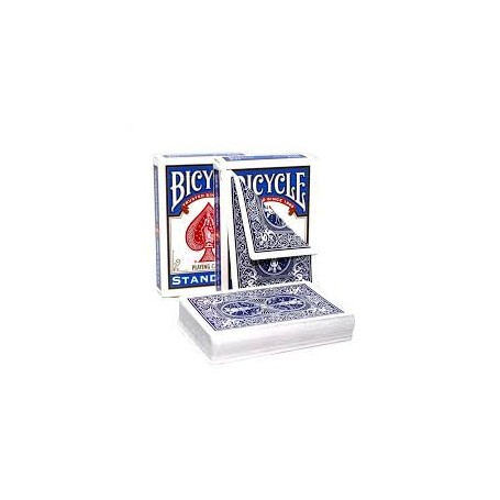 Bicycle Gaff doppio dorso blu