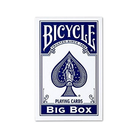 Bicycle Big box blue XXL