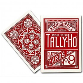 Tally-Ho half fan back