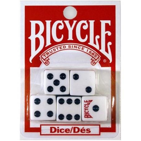 Set 5 dadi Bicycle