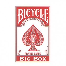 Bicycle Big box red XXL