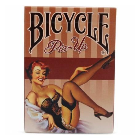Bicycle Pin-Up