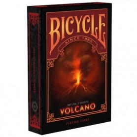 Bicycle Natural Disasters Volcano