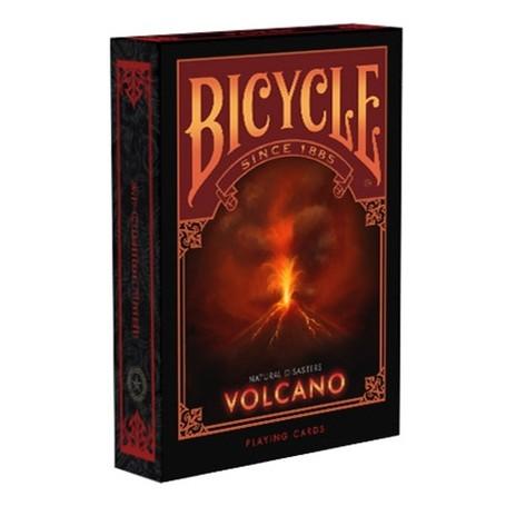 Bicycle Natural Disasters Volcano