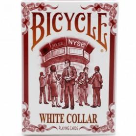 Bicycle White Collar