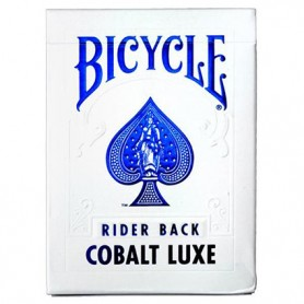 Bicycle Metal lux blu