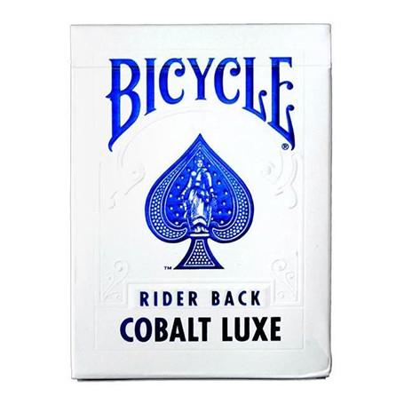 Bicycle Metal lux blu